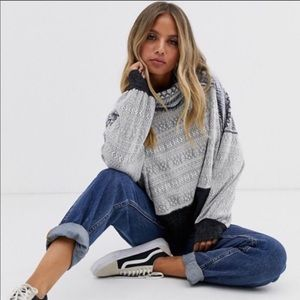 Free People At The Lodge Pullover